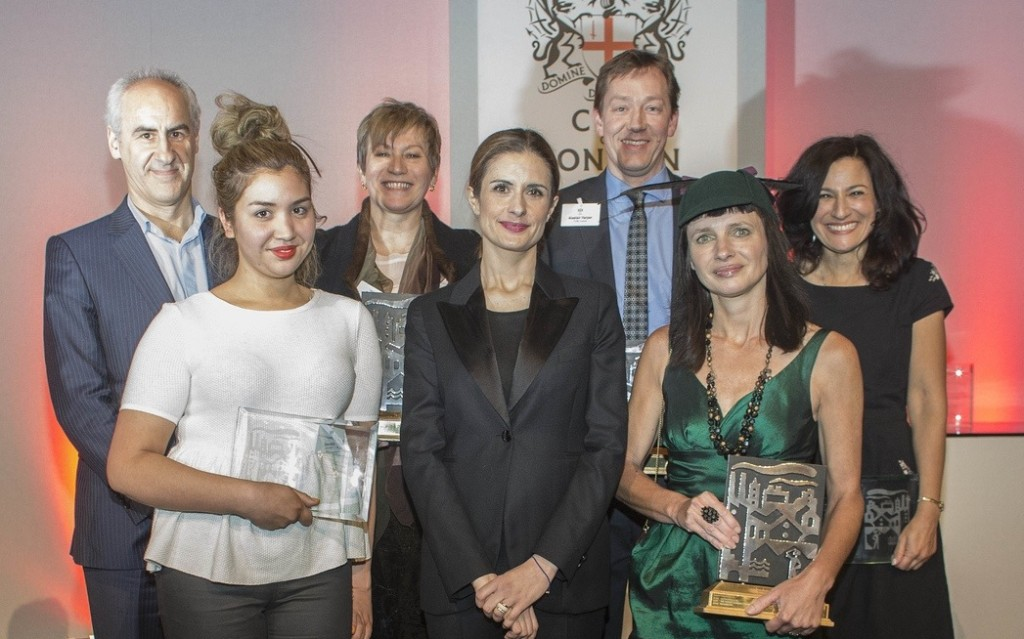 London sustainable business awards photo