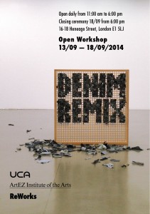 DenimRemix Invite